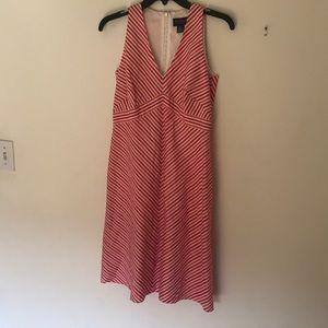 Ann Taylor petite sz 4p summer dress Lk nw
